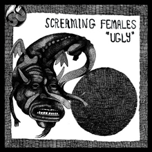 Screaming_Female's_Ugly_album_cover
