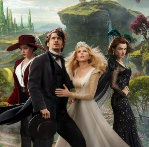Up for Review: Sam Raimi's 'Oz the Great and Powerful ... Oz The Great And Powerful Cast And Crew
