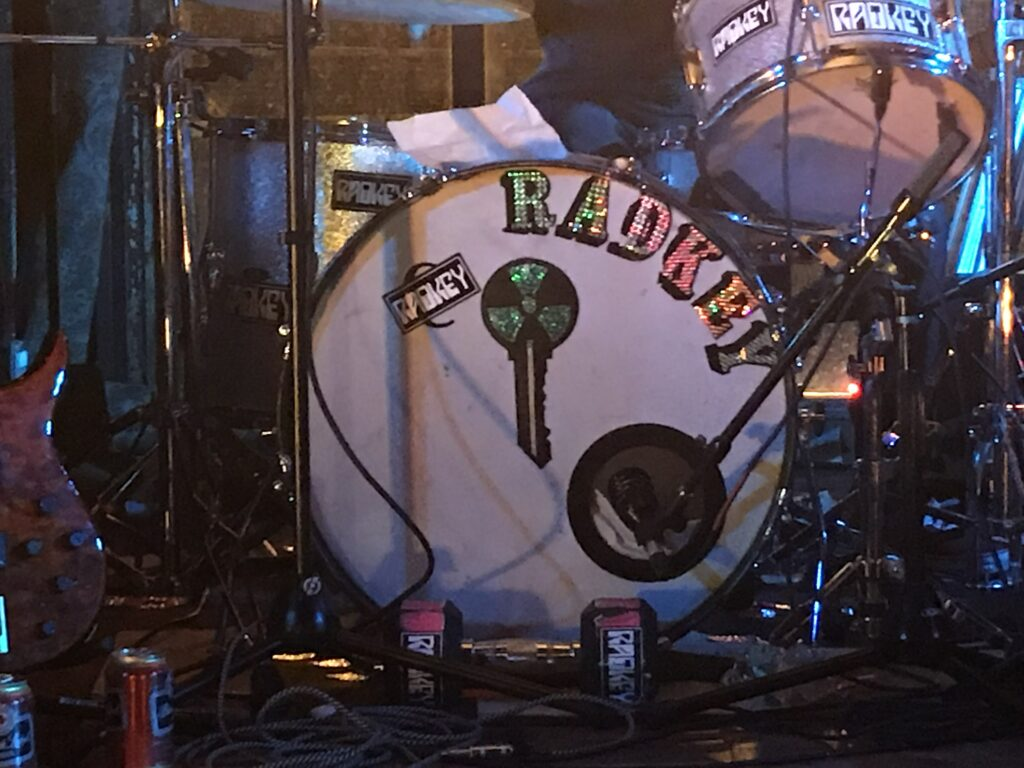 Radkey drums